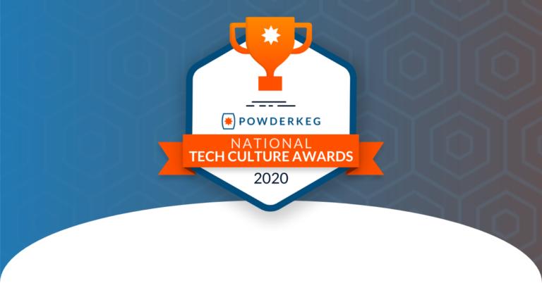 2020 Tech Culture Awards