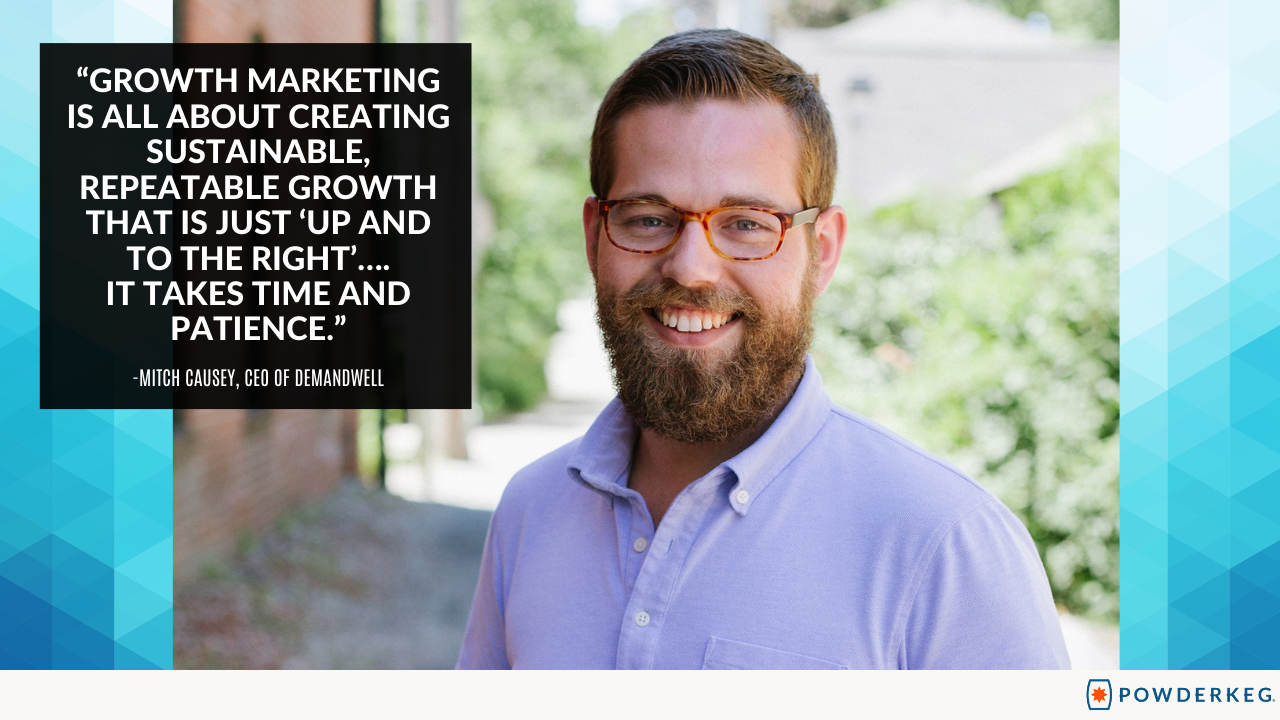 Growth Marketing Tips for Startups with Mitch Causey of Demandwell and Brad Buetler of Terminus